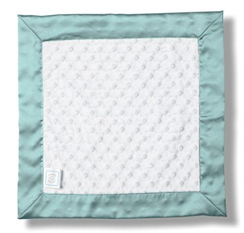 SwaddleDesigns Lovie Security Blanket SeaCrystal
