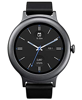 LG reloj Style Lg-w270- Reloj inteligente con Android Wear 2.0 (Bluetooth / versión internacional).: Amazon.es: Electrónica