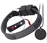 Product review for EMF Protection Anti Radiation Bracelet 4 in 1 (Pendant Bonus). Negative Ions, Germanium, Far Infrared and Neodymium Magnet. Arthritis Pain.Carpal Tunnel.Immunity.Migraines