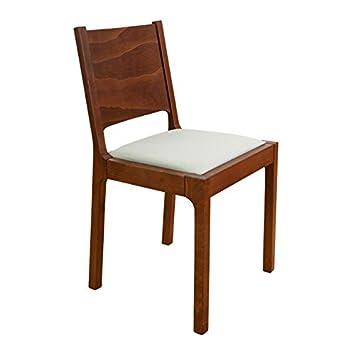 holzstuhl mit polsterung bestseller shop f r m bel und einrichtungen. Black Bedroom Furniture Sets. Home Design Ideas