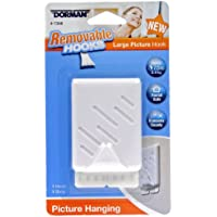 Dorman Products 4-1368 Large Adhesive and Removable Hook for Objects up to 7.5-Pound