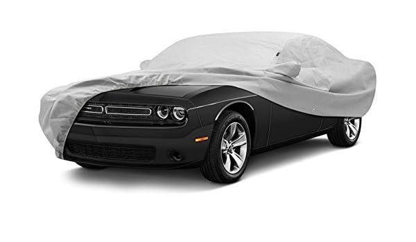 Covercraft Custom Fit Technalon Block-it Evolution Series Car Cover Gray
