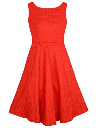Eyekepper Women's Classy Vintage Audrey Hepburn 1950's Evening Dress