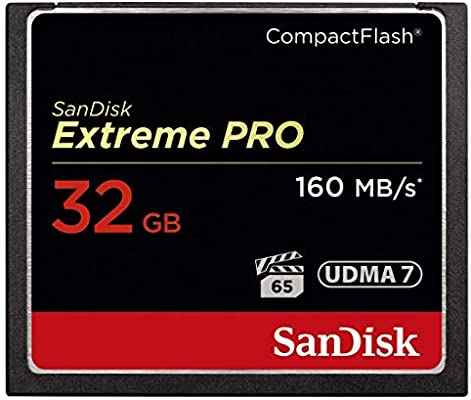 SanDisk Extreme Pro 32 GB SDCFXPS-032G-X46 Extreme Pro 160MB/s ...