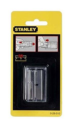 Stanley 28-510 Razor Blade with Dispenser Pack of 50
