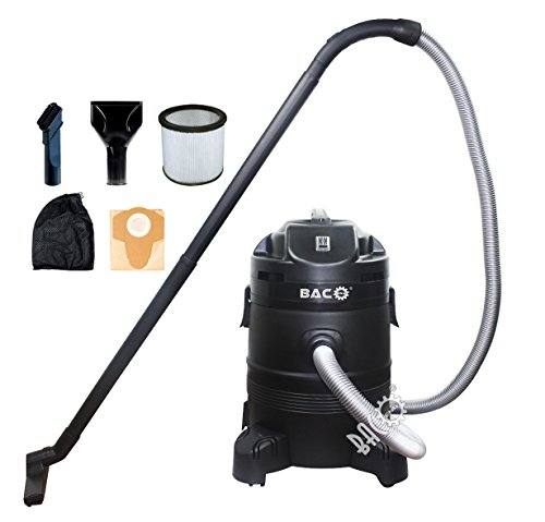 BACOENG 9 Gallon Ultra Clean Pond Vacuum, Multi Uses for Dry, Wet and Blow