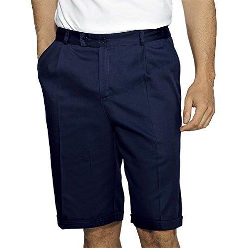 Isacco - Bermudas Homme Bleu