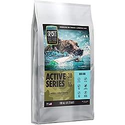 Dock Dog Peas & Poultry Free Buffalo Formula