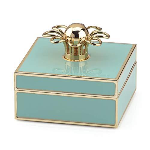 Kate Spade New York KS Keaton Street Jewelry Box, Gold (Malmo Kate Spade)