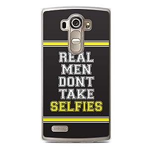 Selfie LG G4 Transparent Edge Case - Sea Sun Sand and Selfie