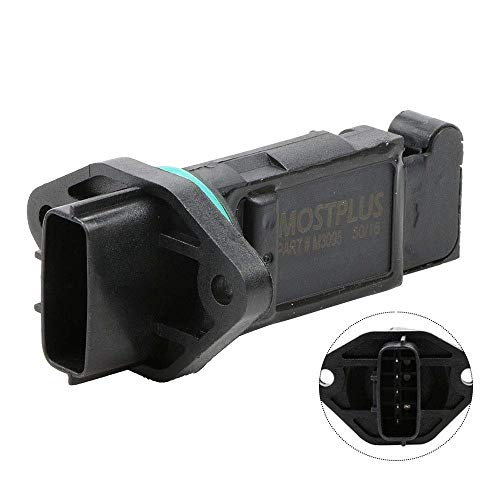 MOSTPLUS Direct Replacement Mass Air Flow Meter MAF Sensor fit I35 Maxima Pathfinder 2002-2003 22680-6N201
