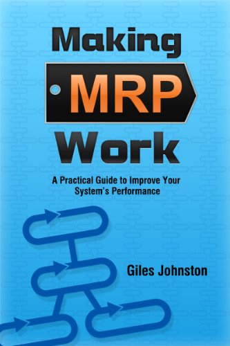Making MRP Work Performance Productivity ebook