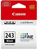 Canon PG-243 Black Cartridge, Compatible to MX492, MG3020, MG2920,MG2924, iP2820, MG2525 and MG2420