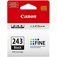 CanonInk 1287C001 Canon PG-243 Black Cartridge,...