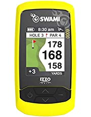 Izzo Swami 6000 Handheld Golf GPS Water-Resistant Color Display with Built in Magnets for Hands-Free Use