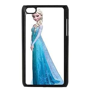 iPod Touch 4 Case Black Frozen 005 LAJ7122975