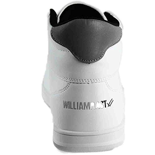 William Rast - Mens Sting 2 Mitten Sneakers Vita