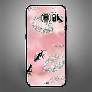 Samsung Galaxy S6 Edge Sparkling Makeup