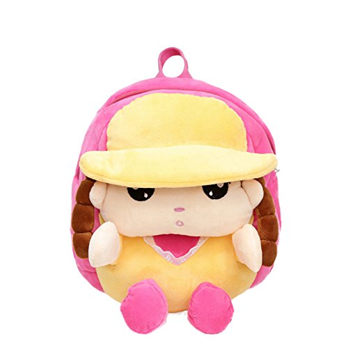Price comparison product image Meanhoo Cute Cartoon Doll Baby Bag for 1-4 years old Children and Kindergarten Children Schoolbag