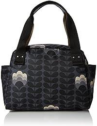 Buttercup Stem Printed Zip Handbag