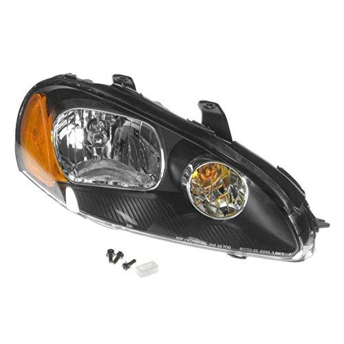 Headlight Headlamp Passenger Side Right RH for 03-05 Dodge Stratus 2 Door Coupe