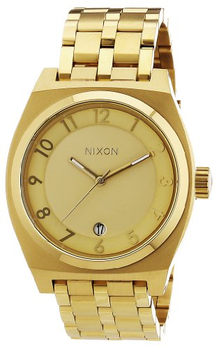 nixon-mens-a325-502-stainless-steel-with-gold-dial-watch