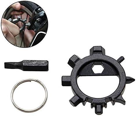 Beito 12 en 1 Multi-Funcional Pulpo reparación de Bicicletas ...