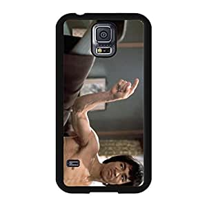 Ambitious Bruce Lee Phone Case Cover for Samsung Galaxy S5 I9600 Bruce Lee New