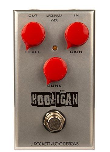 (J. Rockett Audio Designs Tour Series Hooligan Fuzz Guitar Effects Pedal)