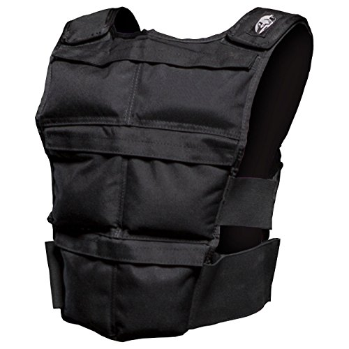 Brute Force Weight Vest: Murph Tested, WOD Approved + The Best Running & Mobility Adjustable Vest on the Market for Men + Women - USA MADE by Brute Force Sandbags
