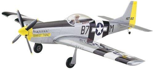 P-51D Mustang .40 Size Kit Hobbico Kit