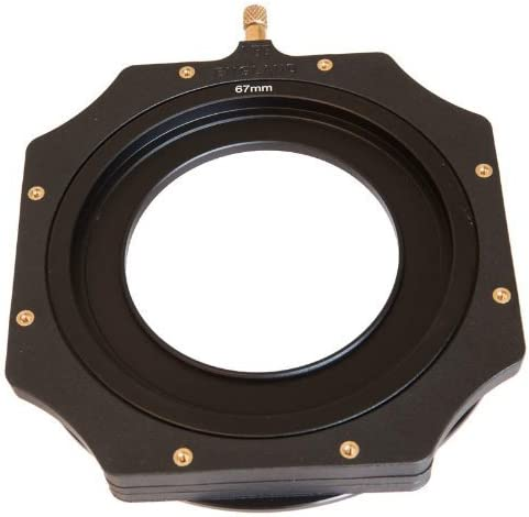 LEE Compatible 67mm Wide Angle Adapter Ring for Filter Holder FilterDude