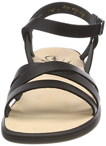 Schwarz Women's Black Heels e Ganter Sandals Sonnica 0100 Yq4TvT