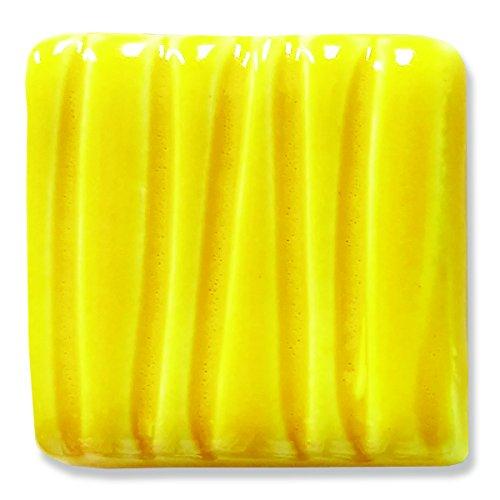 Speedball 004002 Earthenware Glaze, Yellow, 16 ()