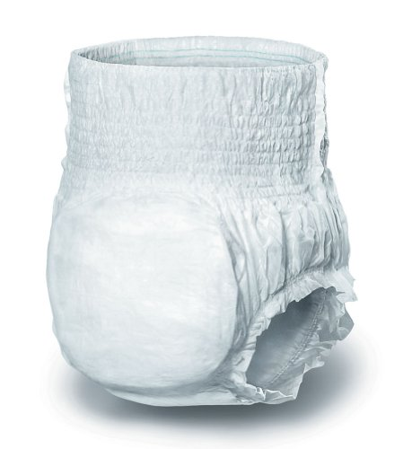 MEDLINE MSC23005 MSC23005H Protection Plus Classic Protective Underwear (Pack of 20) ()