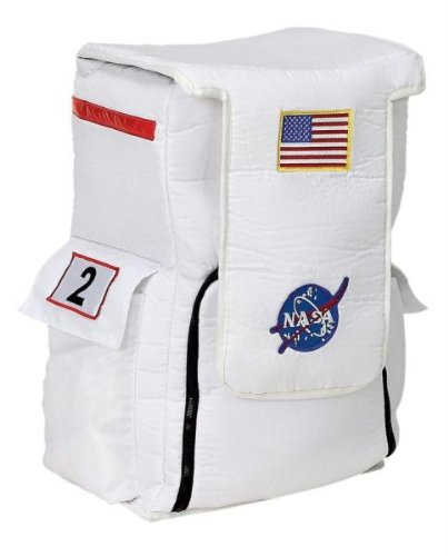 Jr. Astronaut Backpack Costume Accessory]()