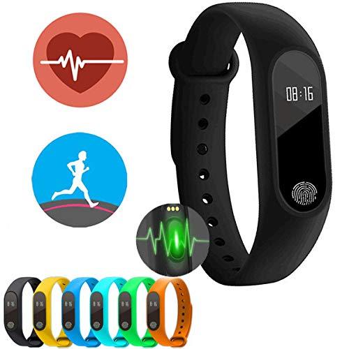 Pulseira Fitness Relógio Frequência Cardíaca