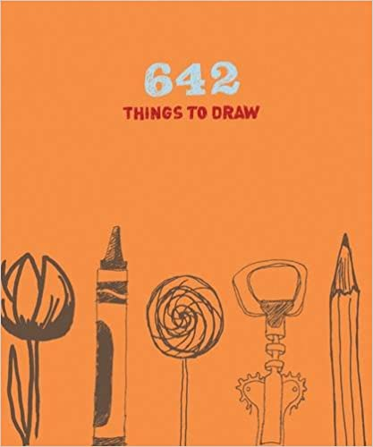 642 Things to Draw Sketchbook