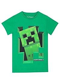 Minecraft Boys' Minecraft T-shirt
