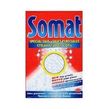 Amazon Com Miele Somat Dishwasher Salt B1640 1 2kg