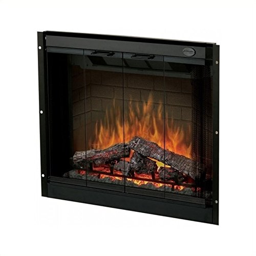 BOWERY HILL 32 Inch Multi Fire Electric Insert