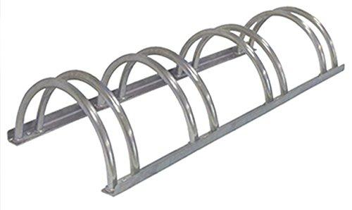 curve-itスチールバイクラック – Fits 4 Bikes B076CX5NB1