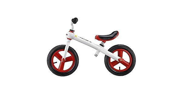 KUNDO EVO Bicicleta de Equilibrio para niños de 12 Pulgadas ...