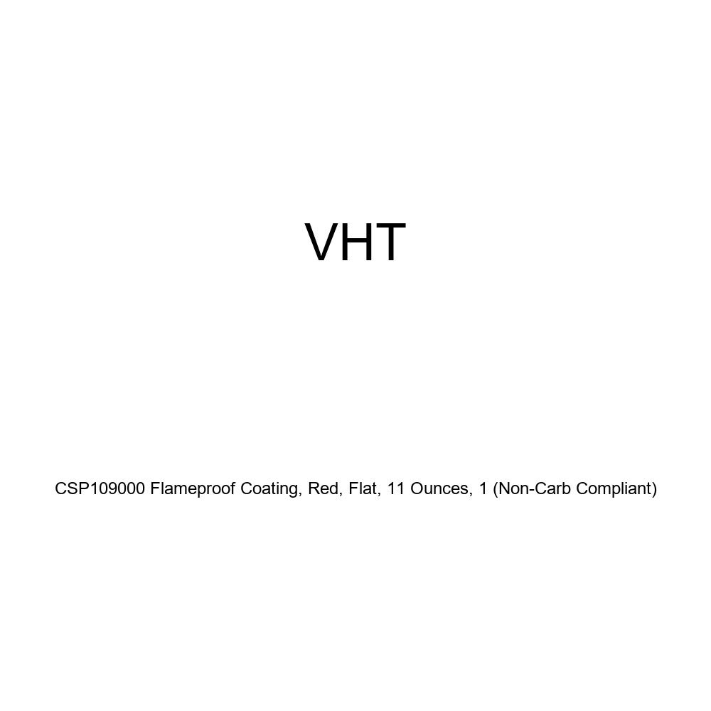CANADIAN VHT CSP109 High Temperature Paint, Red
