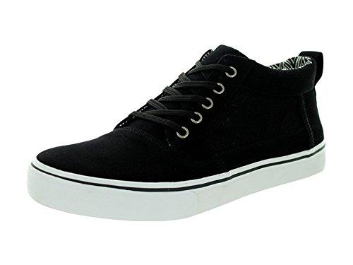 Vald Mid Sneak Schuh black Black