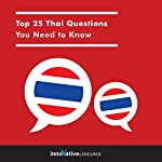 Top 25 Thai Questions You Need to Know |  Innovative Language Learning LLC