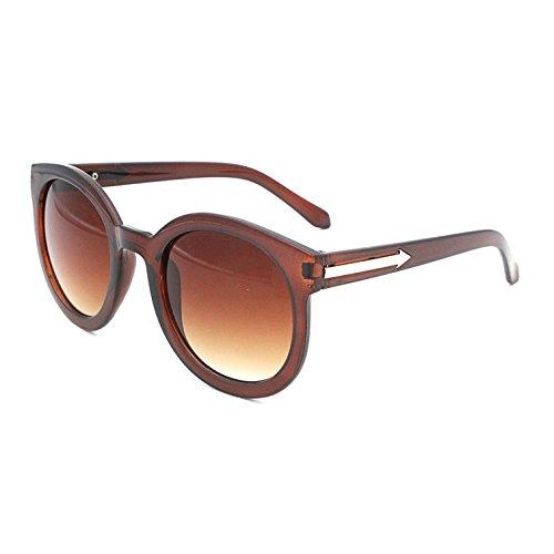 TOOGOO gafas Marron tostado sol de de de madera Mujer Persianas R claro marco Hombr Gafas de Gafas de bambu sol 6w4BxRRqE