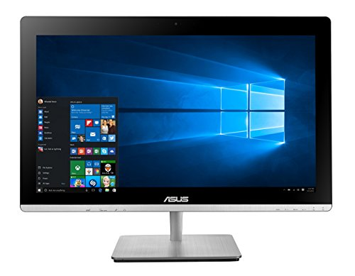 Asus Touchscreen V230ICUT All-In-One Desktop, Intel Core i5-6400T, 2.6 GHz, 1 TB, Windows 8, Gray, 23'' (Certified Refurbished) by Asus (Image #5)