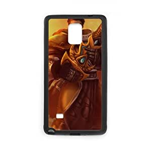 Garen Samsung Galaxy Note 4 Cell Phone Case Black DIY Gift pxf005-3627893