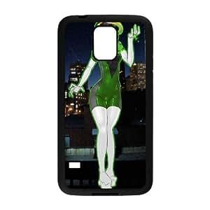 Samsung Galaxy S5 Cell Phone Case Black_Superhero Captain America, Spider Man, Iron Man, Wolverine, ant man, Green Arrow, Batman, Joker Logo (87) Txxzm